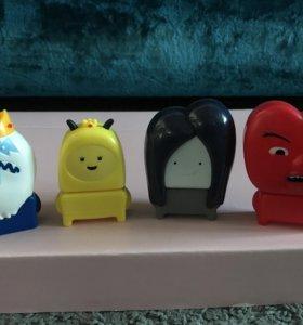 Фигурки Adventure Time