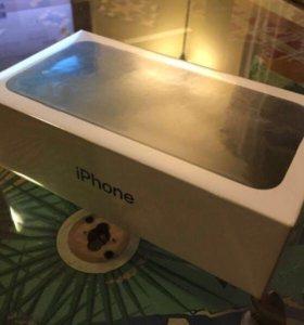 Продам iPhone 7 32Gb black