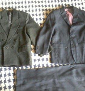 Школьный костюм,пиджак