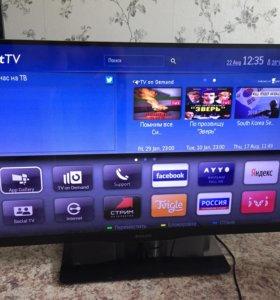 """Philips 42"""" (106 см.) Smart TV 3D"""