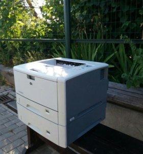 Принтер HP LaserJet 5200DTN лазерный,