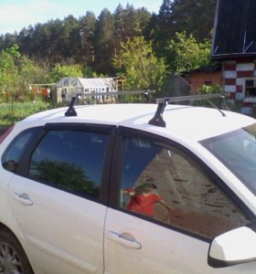 Багажник на крышу Калина