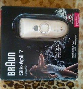 Эпилятор Braun Silk-epik 7 7681 WD