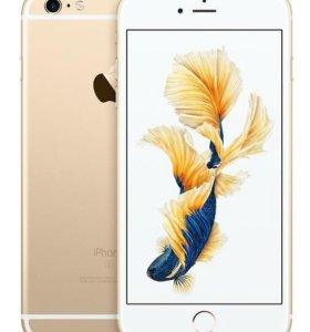 Apple iPhone 6s Как новый 64Гб Золотой