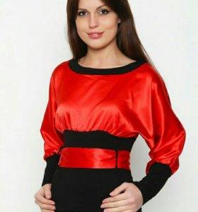 Новые блузки 38-42р 3 цвета