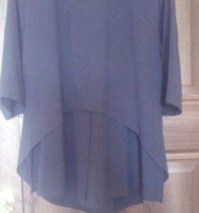 Новая блузка 54р