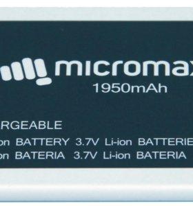 Аккумуляторная батарея для модели Micromax Q341