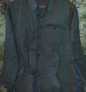 Рубашка большего размера. Из Германии.