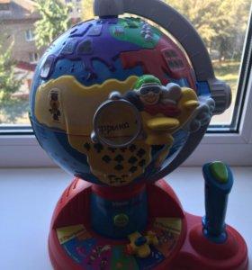 Обучающий глобус