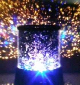 """Ночник проектор """"Звездное небо"""""""
