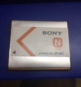 Аккумулятор Sony NP-BN1 (оригинальный)