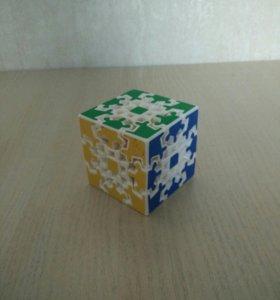 Механический Кубик Рубика/Gear Cube