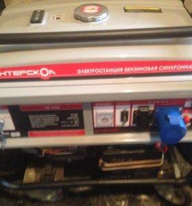 Бензо-генератор 5,5 квт