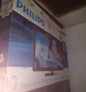 Коробка от телевизора philips