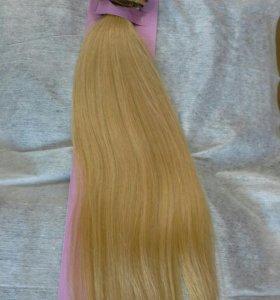 Распродажа волос на заколках