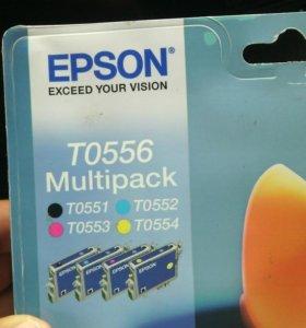 Картриджи EPSON multipack