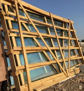 Стёкло панельное Окна Ветрины
