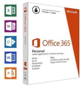 МIcrosoftOffice365personal+антивирус