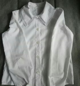 Блузка для школы 1-2 кл.