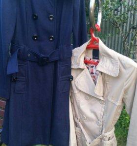 Vero moda пальто и тренч