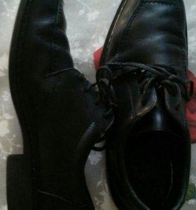 Туфли мужские осенние р 42.