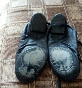 Туфли-джазовки