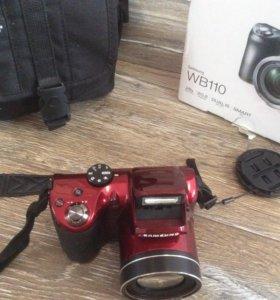 Камера SAMSUNG / WB110/ Качество съёмки HD/