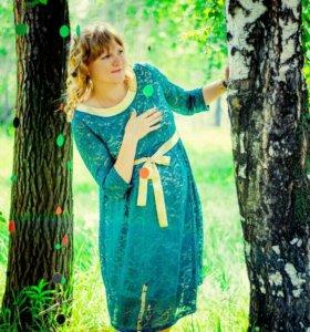 Платье для беременной девушки