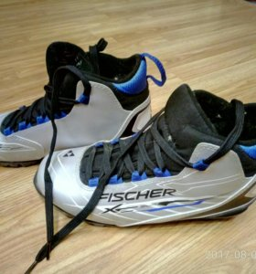 Лыжные ботинки FISHER 43 р