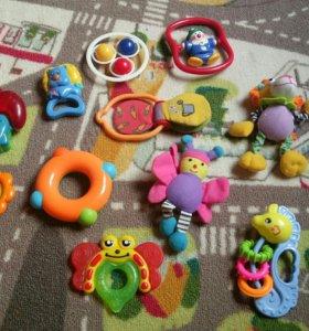 Пакет игрушек