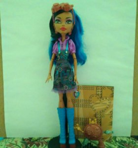 Кукла Monster High Robecca Steam