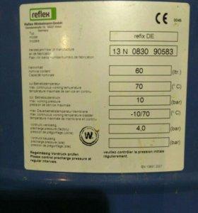 Расширительный бак в систему отопления