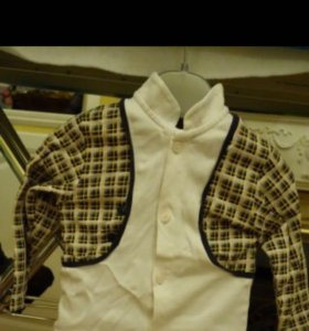 Пижама + рубашка choupette 92 см