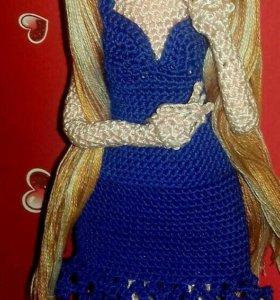 Куклы вязанные в наличии и на заказ