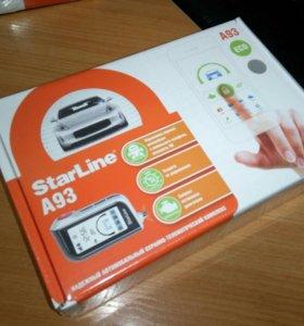 Сигнализация StarLine A93 ECO