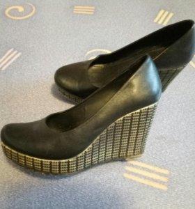 Туфли(натуральная кожа)