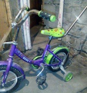 Велосипед от 3 до 6 лет!