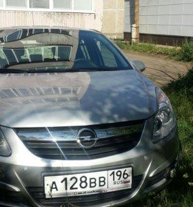 Opel Сorsa