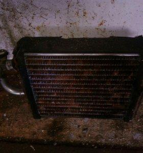 Радиатор печка ваз 2105