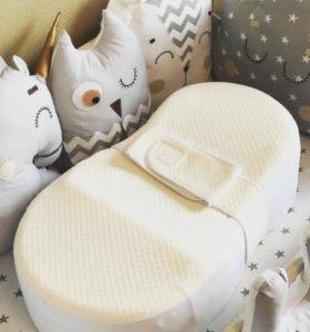 Кокон матрасик для новорожденного
