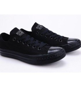 converse all star chuck taylor (only black)