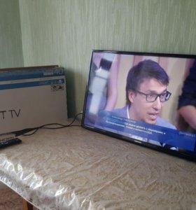 LED Samsung 40 дюймов SMART WI-FI FullHD DVB-T2