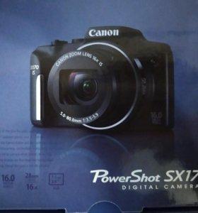 Фотоаппарат Canon powershot sx170