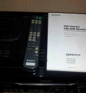 Усилитель пятиканальный Sony STR-DE445