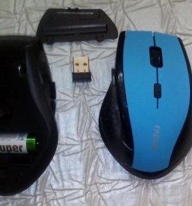 Беспроводная USB мышь ''rapoo'' 2.4 ггц