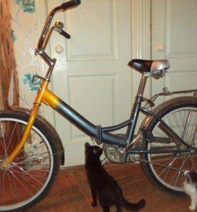 Велосипед steals710