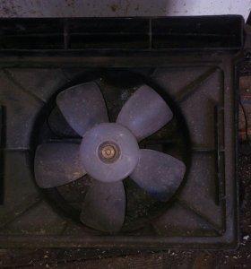 Вентелятор на печку ваз 2105