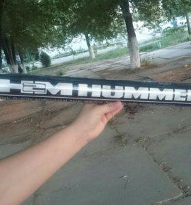 """Тонировочная пленка """"Hummer"""""""