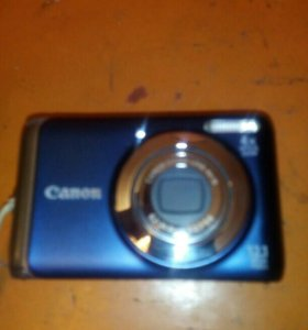 Canon Power Shot A3100 is