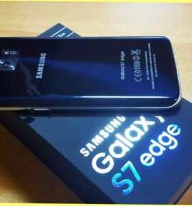 Samsung S7 edge. Гарантия! + Подарок!